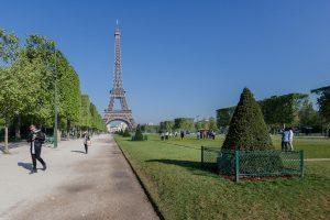 Avenue de la Bourdonnais IV