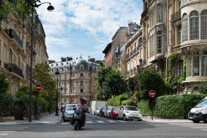 Boulevard Malesherbes III