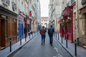 Rue Bonaparte II