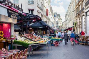 Rue de Chazelles