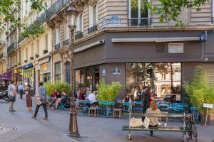 Rue de Clichy II