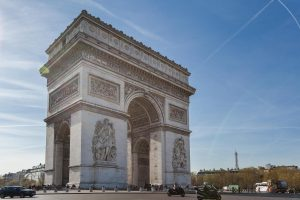 Rue de l'Arc de Triomphe