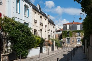 Rue du Docteur Leray