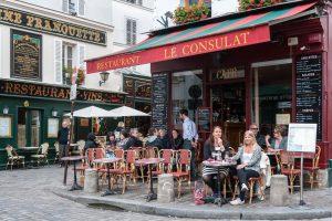 Rue du Faubourg Poissonnière III