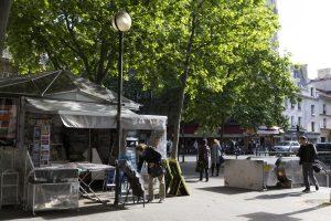 Rue du Faubourg Saint-Antoine II