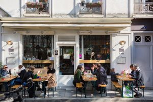 Rue du Grand Prieuré II
