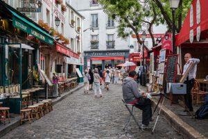 Rue Tholozé