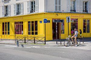Rue d'Enghien Townhouse