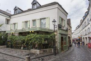 Rue Ravignan II
