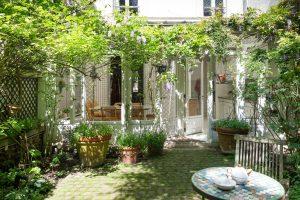 Rue d'Alésia Townhouse