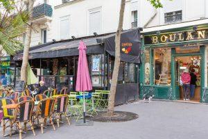 Rue Emile Landrin Townhouse