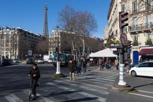 Avenue de Ségur II
