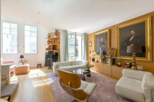 Boulevard Saint-Germain Townhouse