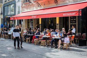 Rue Beaubourg II