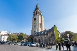 Rue de Bourgogne III