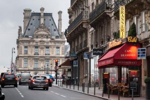 Rue de l'Université III