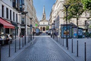 Rue de la Convention II