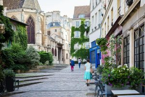 Rue de Thorigny Loft