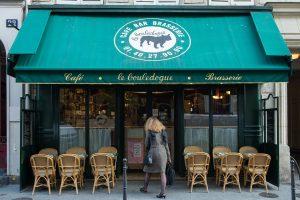 Rue des Haudriettes