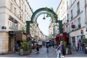 Rue du Faubourg Montmartre