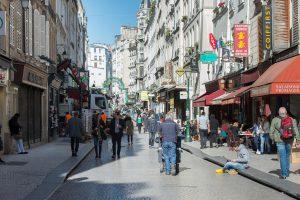 Rue du Faubourg Poissonnière