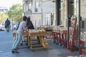 Rue du Faubourg Poissonnière IV