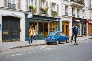 Rue du Faubourg Saint-Denis II
