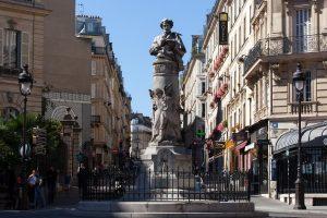 Rue la Bruyère III
