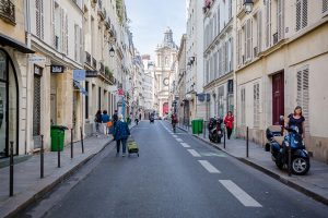 Rue Vieille du Temple III
