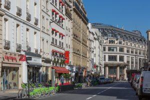 Rue Saint-Romain II